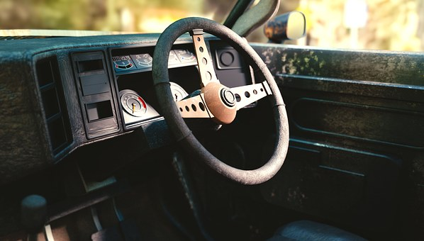 Car, Inside Car, Raster Car, Raster, Transport