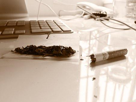 Tobacco, Smoking, Cigarettes, Porro, Marijuana, Insane