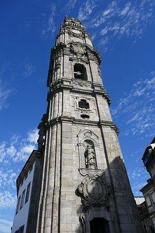 Clerigos Tower, Porto, Portugal, Architecture