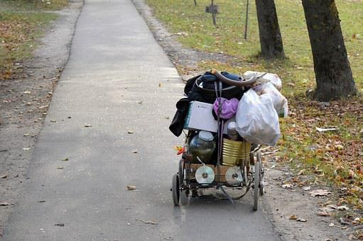Poverty, Homeless, Poor, Vagrancy, Developing Countries