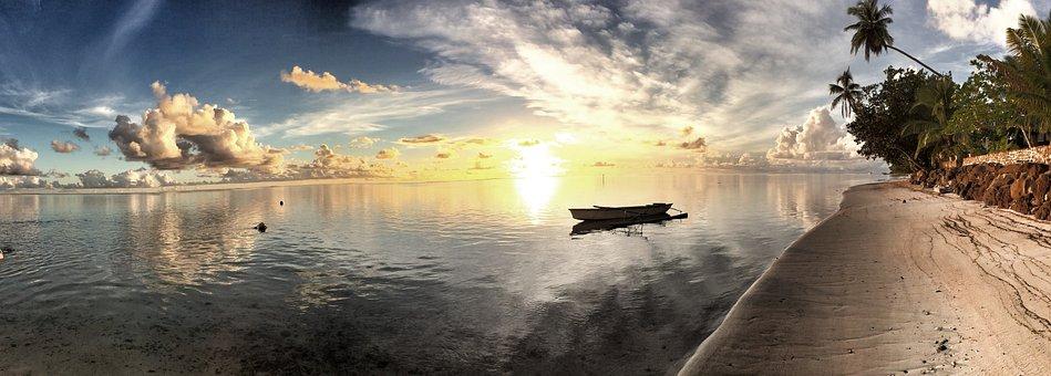 Moorea, Polynesia, French Polynesia, Recovery