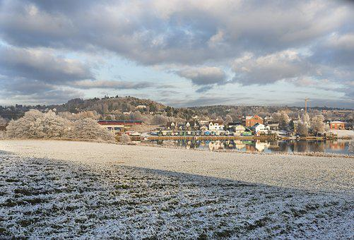 Fredrikstad, Rolvsøy, Landscape, Norway, Scandinavia