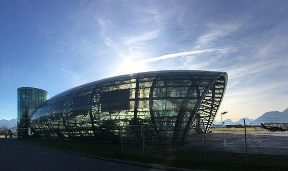 Hangar, Salzburg, Airport