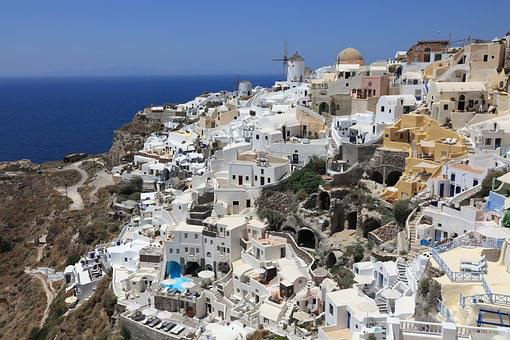 Mediterranean, Greece, Greece Views, Santorini