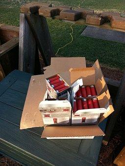 Shotgun, Shotgun Shells, Shotguns, Hunting, Shooting