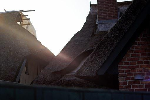 Thatched Roof, Roofs, Ensemble, Village, Roof, Home