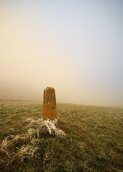 Landmark, Border, Borderland, No Mans Land, Stone