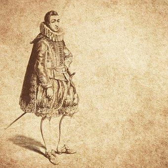 King, Christian Iv, Fashion, Vintage, Denmark, History