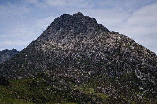 Mountain, Rocks, Peak, Summit, Rocky, Landscape
