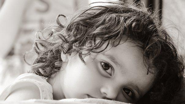Baby, Girl, Portrait, Child, Toddler, Kid, Childhood