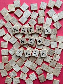 Happy New Year, New Year, 2021, Celebration, Holiday