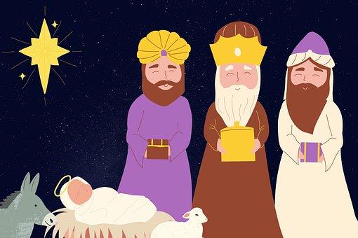 Nativity, Essays, Jesus, Child, Epiphany, Crib