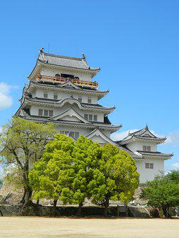 Castle, Tourism, Historic Sites, History, Building