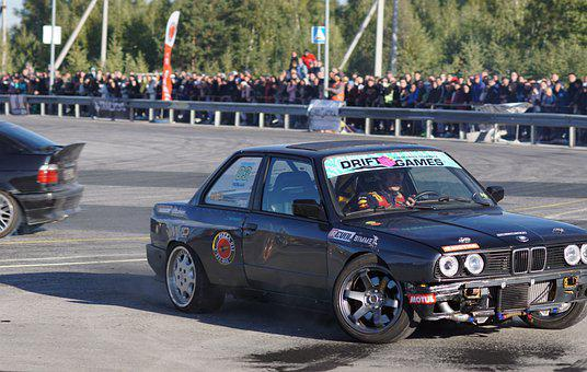 Car, Auto, Race, Speed, Sports, Engine, Russia