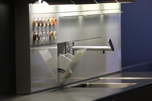 Sink, Tap, Tap Water, Faucet, Kitchen, Kitchen Sink