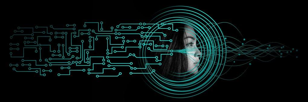 Artificial Intelligence, Board, Wave, Technology