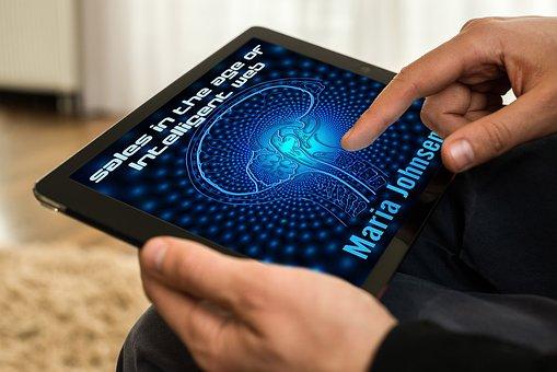 Tablet, Device, Sales, Brain, Mind, Technology