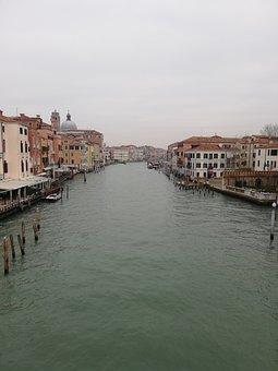 Venice, Canalgrande, View