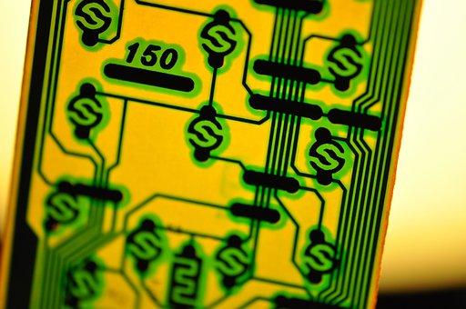 Electronics, Technology, Electronic, Chip, Board