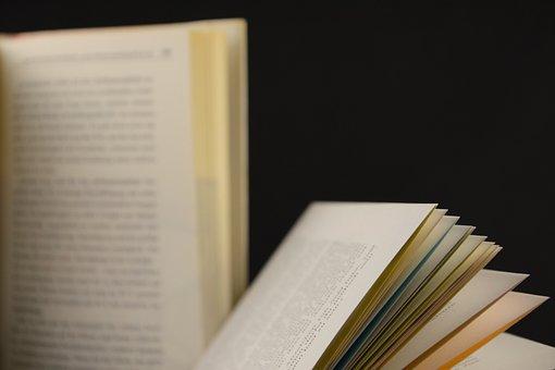 Book, Books, Literature, Education, Paper, Facebook