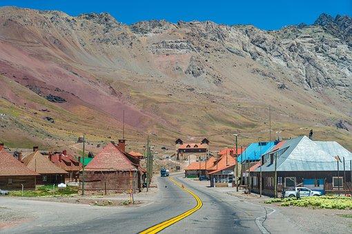 Argentina, Andes, Mountains, Nature, Landscape