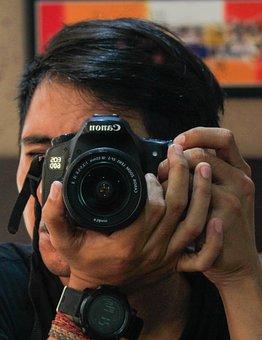 Camera, Photography, Photographer, Man, Person, Mirror