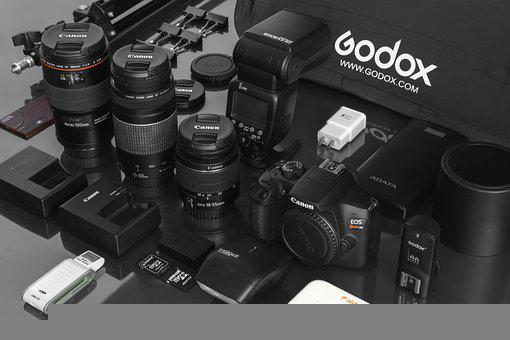 Camera, Photography, Vintage, Photo, Lens, Technology