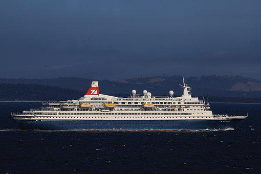 Cruise, Ship, Vessel, Sea, Ocean, Sailing, Maritime