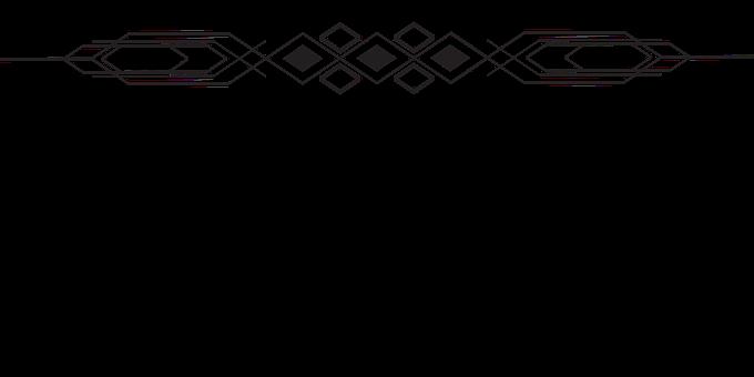 Dividers, Ornamental, Flourish, Separators, Geometric