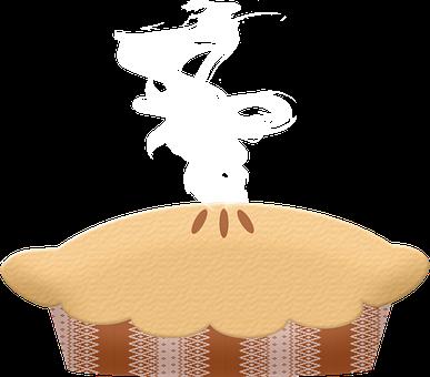 Pie, Hot, Freshly Baked, Hot Pie, Pie Icon, Icon