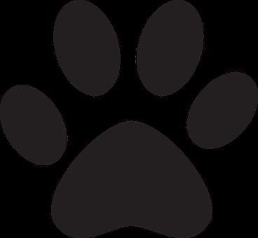 Paw, Print, Dog, Cat, Animal, Pet, Foot, Puppy