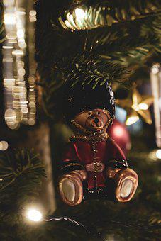 Christmas, Christmas Bauble, Decoration