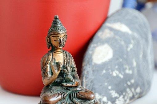 Buddha, Figurine, Yoga, Zen, Statue, Meditation