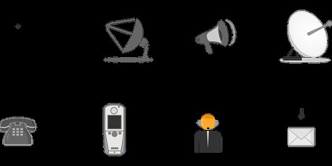 Communication, Icons, Icon, Network, Social, Marketing