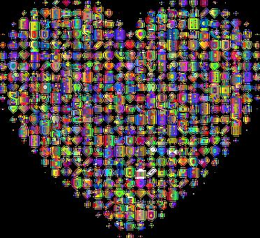 Medical, Icons, Heart, Love, Medicine, Nurse, Doctor