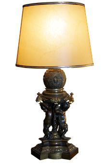 Lamp, Light, Lighting, Incandescent, Lantern, Antique