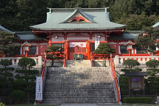 Japon, Japan, Shinto, Shrine, Temple, Sanctuary