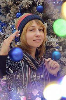 Christmas Decorations, Winter, Christmas Tree, Ornament