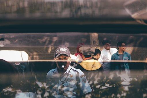 People, Crowd, Street, Road, Crossing, Urban, City