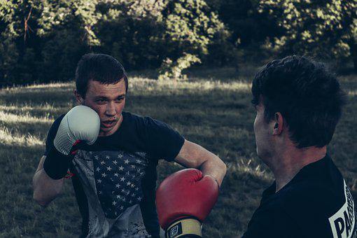Boxing, Kickboxing, Sport, Fight, Boxer, Fighting