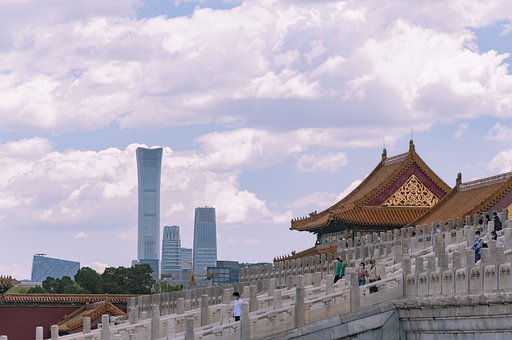 Forbidden City, Palace, Buildings, Landmark