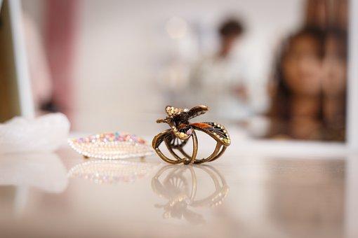 Hair Clip, Bridal Pin, Pin, Accessories, Decorative