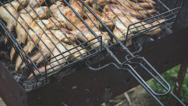 Grilling, Meat, Food, Cooking, Bbq, Meal, Dish, Chicken