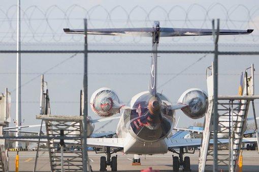 Lufthansa, Aircraft, Airport, Airplane, Plane, Tarmac
