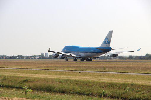 Plane, Klm, Schiphol, Aircraft, Airport, Airplane