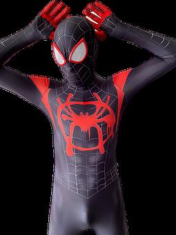 Spider-man, Cosplay, Zentai, Costume, Superhero