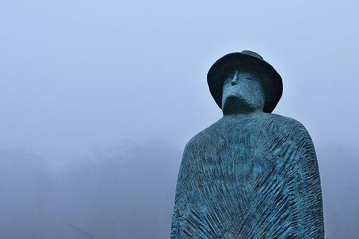 Folon, Sculpture, Exhibition, Culture, Monument, Temple
