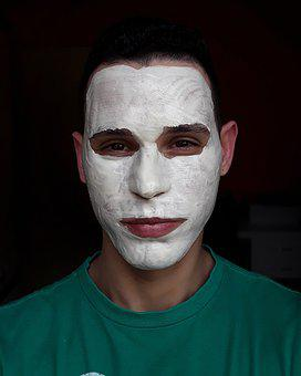 White Clay Mask, White Clay, Facial Care