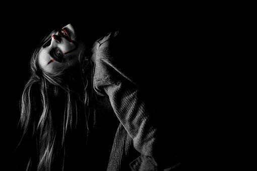 Sad, It, Depression, Person, Girl, Portrait, Female