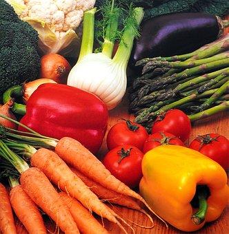 Vegetables, Fresh, Eat, Food, Nutrition, Bio, Vitamins